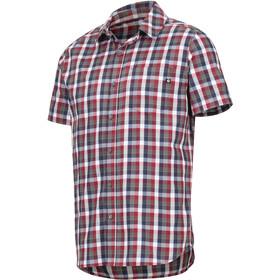 Marmot Kingswest Camisa Manga Corta Hombre, sienna red